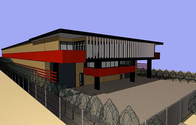 Beach Street Project 3D