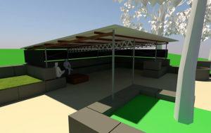 Benwerrin Homestead 3D render