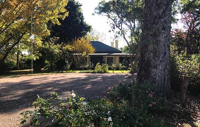 Benwerrin Homestead house