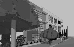Foodhouse-Project-exterior-3D-render