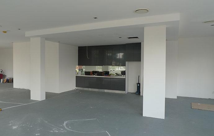 Foodhouse Project in progress