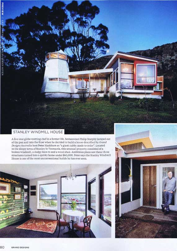Grand Designs Australia Mag Article  Karmatecture Inner West