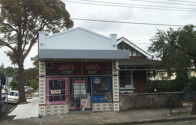 karmatecture corner store