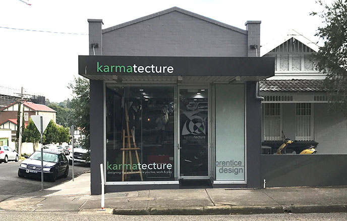 karmatecture office